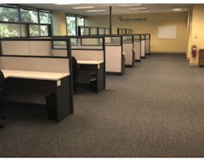 Dedicated Desk - 9 Available at Shared Office Space Available