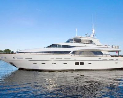2022 Monte Fino 100 RPH Mega Yachts EL Dorado Hills, CA