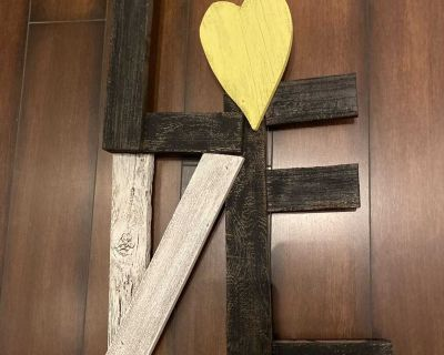 Wood Love art