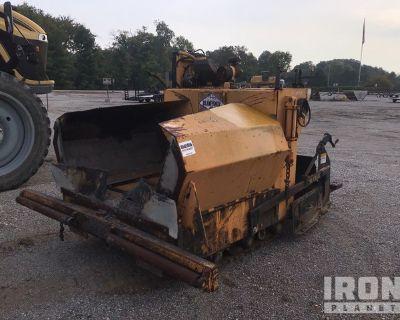 Blaw-Knox DM5500 Track Asphalt Paver
