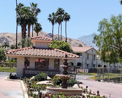 """Mesquite Country Club """"All new, with an amazing view"""" 2bed/2bath, second floor - Palm Springs"""