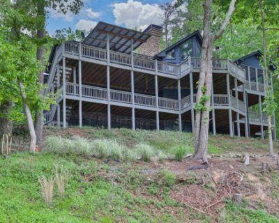 Luxury N. GA Mountain Cabin