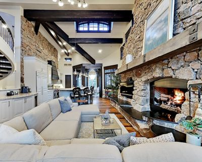 Ski-In, Ski-Out Estate | Private Hot Tub & Steam Room | Luxe Patio with Views - The Timbers