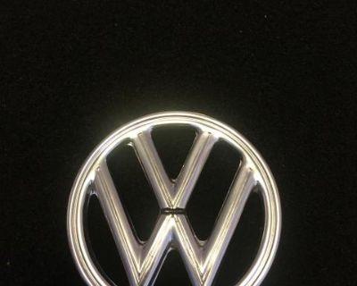 New German 60-63 hood emblem