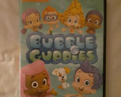 Bubble Guppies DVD 2012