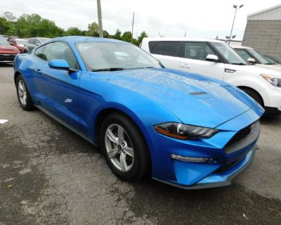 Pre-Owned 2020 Ford Mustang EcoBoost RWD 2dr Car