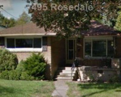 495 Rosedale Ave #5, Windsor, ON N9C 2N3 1 Bedroom Apartment