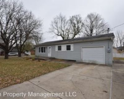 715 W Seventh St, Greenfield, IN 46140 2 Bedroom House