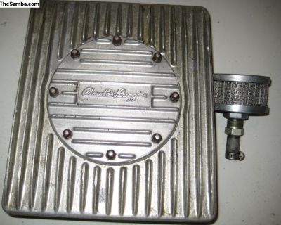 Claudes buggy large sump and pick up filter