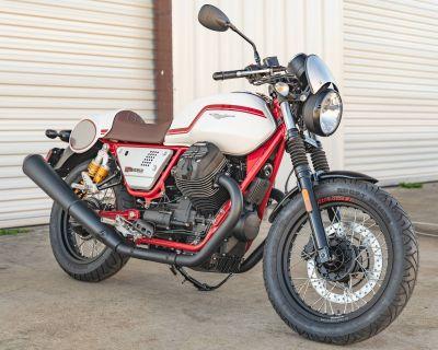 2020 Moto Guzzi V7 III Racer LE Street Standard Houston, TX