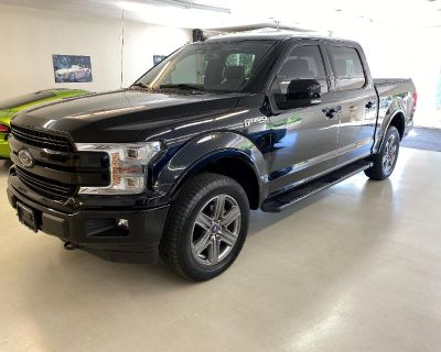 Used 2020 Ford F-150 Lariat SuperCrew 5.5-ft. Bed 4WD