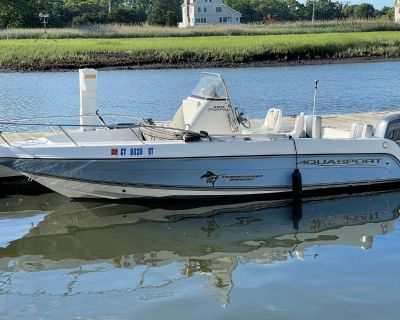 2004 19' Aquasport Osprey