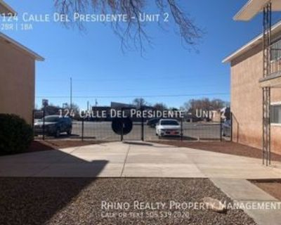 124 Calle Del Presidente #2, Bernalillo, NM 87004 2 Bedroom Apartment