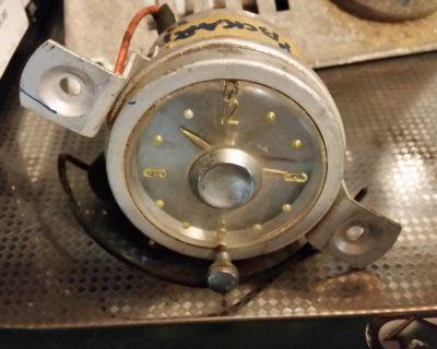 RARE 55 56 1955 1956 Packard Clipper Dash Clock CLASSIC ANTIQUE CLOCK
