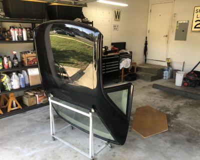 FREE SL 500 R129 Black Hardtop
