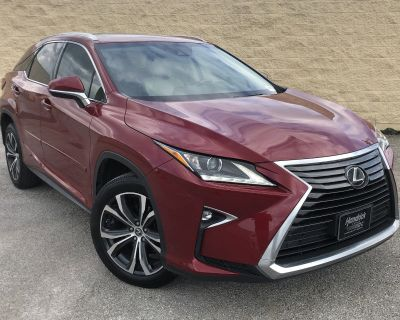 Certified Pre-Owned 2018 Lexus RX 350 AWD SUV