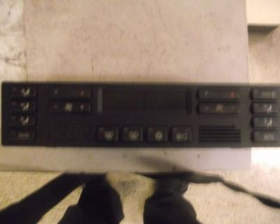 95-01 Bmw 740 750 Ac Heater Climate Control Oem-a505