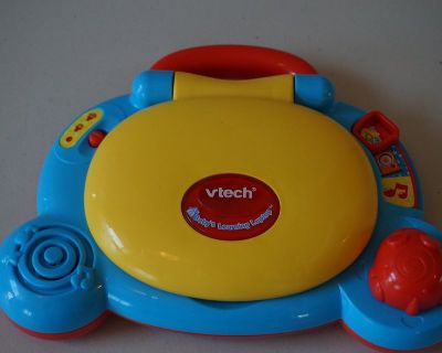 Vtech Babies Learning Laptop
