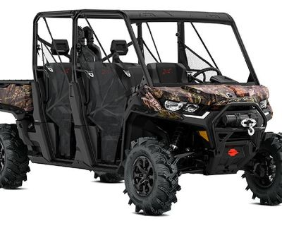 2021 Can-Am Defender MAX X MR HD10 Utility SxS Amarillo, TX