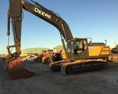 2016 JOHN DEERE 350G LC Excavators