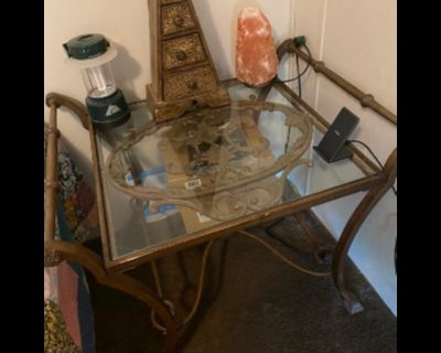 Coffee table, end table, sideboard