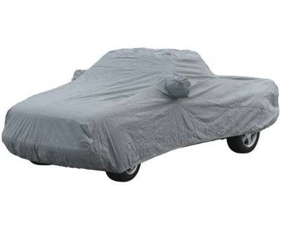 """Mid-size 15' 6"""" Short Bed Pickup Truck Standard Cab Storage Cover 65183"""