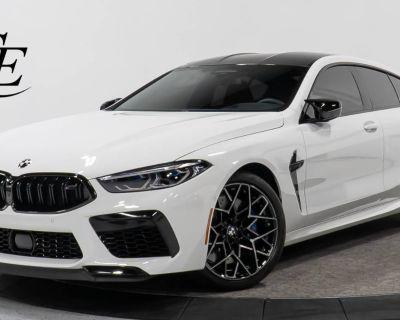 2021 BMW M8 Standard