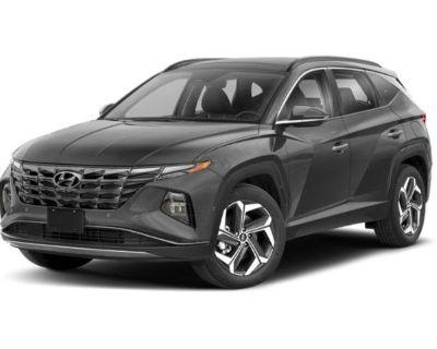 New 2022 Hyundai Tucson Limited FWD Sport Utility