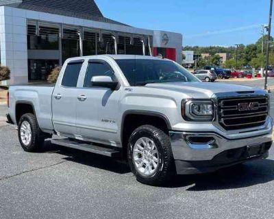 Used 2017 GMC Sierra 1500 4WD Double Cab 143.5