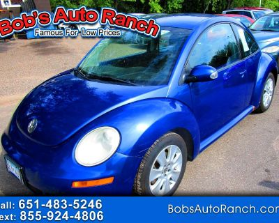 Used 2008 Volkswagen New Beetle Coupe 2dr Auto S