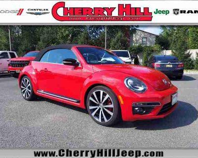 2015 Volkswagen Beetle Convertible 2.0T R-Line w/Sound/Nav