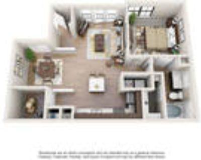 Deep Deuce at Bricktown Apartments - A5