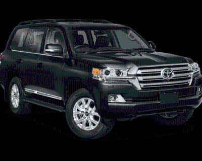 New 2021 Toyota Land Cruiser 4WD (Natl) Four Wheel Drive 5