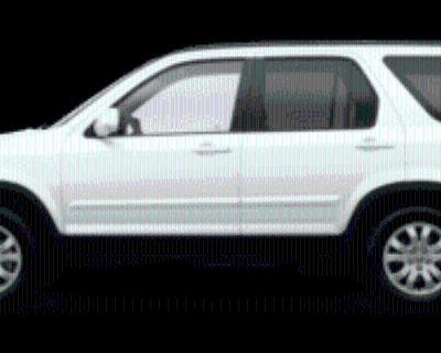 2006 Honda CR-V EX Special Edition 4WD Automatic