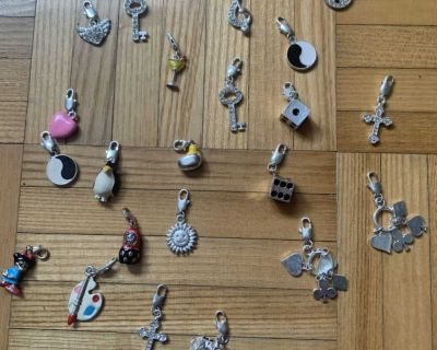 Charms lot
