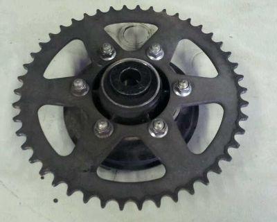 08 Kawasaki Ex 650 Ninja 650 Rear Wheel Sprocket 828