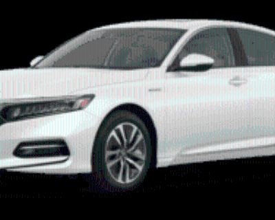 2020 Honda Accord Hybrid Touring CVT