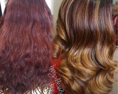 Find Double Process Blonde Color Salon?
