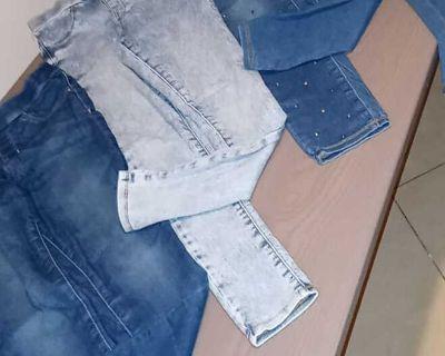 SO slim fit jeans bundle size 14 (4 Pairs)