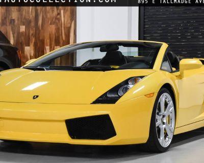 2007 Lamborghini Gallardo Standard