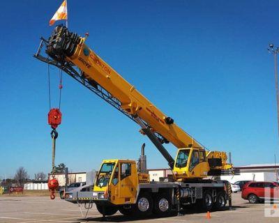 2006 (unverified) Grove TMS880E Hydraulic Truck Crane