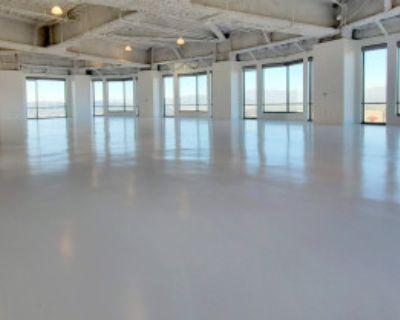 4,250 SQ FT Studio with Amazing Views