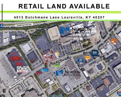Highly Desirable Retail Land for Sale - Dupont