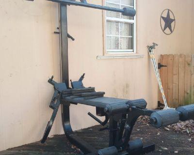 Soloflex Exercise Machine