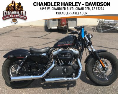 Pre-Owned 2013 Harley-Davidson Forty-Eight Sportster XL1200X