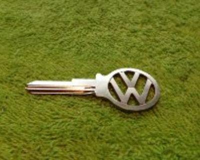 1964-1966 Bus ignition key door handle blank split