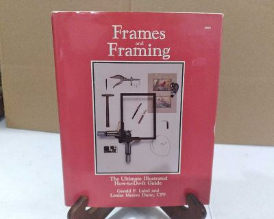 Hardcover Edition FRAMES AND FRAMING