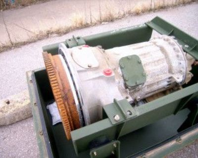 Allison Automatic Transmission Ht 740, P/n 57k1757