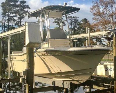 2017 Grady-White Fisherman 180