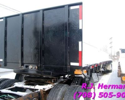2005 Transcraft 53 X 102 TL-2000 Flatbed Trailer